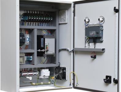 Шкаф управления нагревом